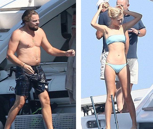 Leo and Toni St Tropez 2014 2