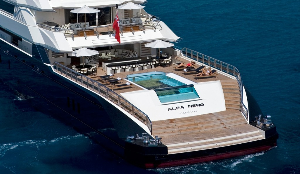 Alfa Nero pool