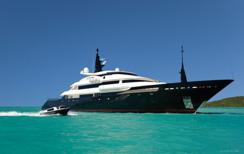 Alfa Nero yacht