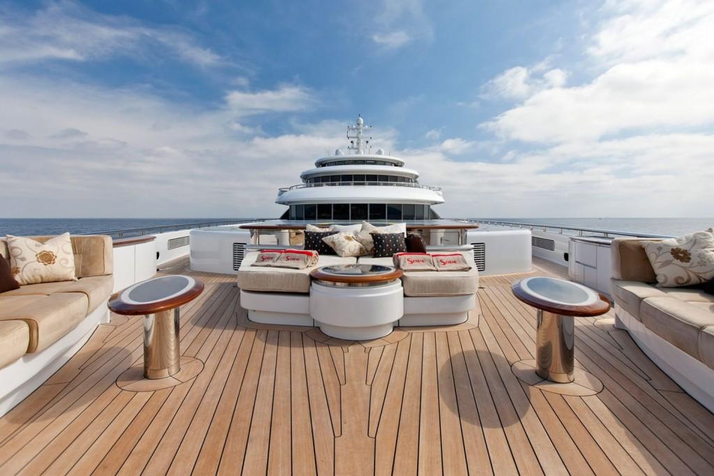 Upper deck Serene