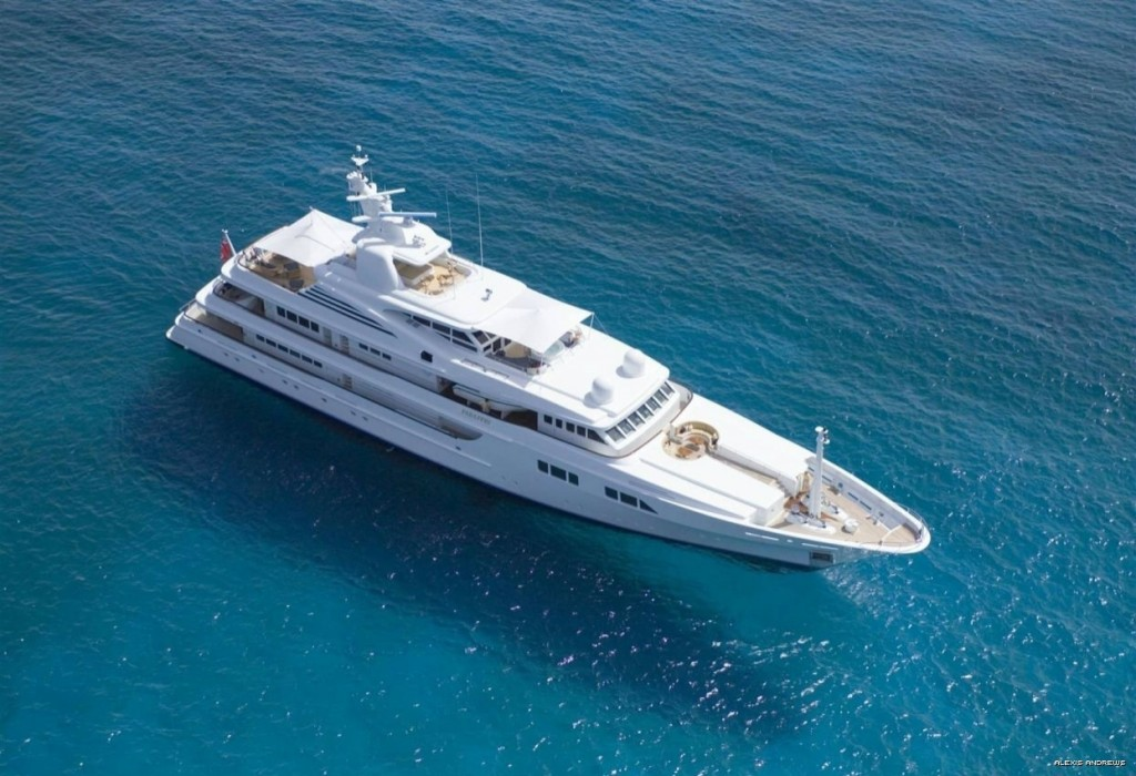 superyacht paraffin