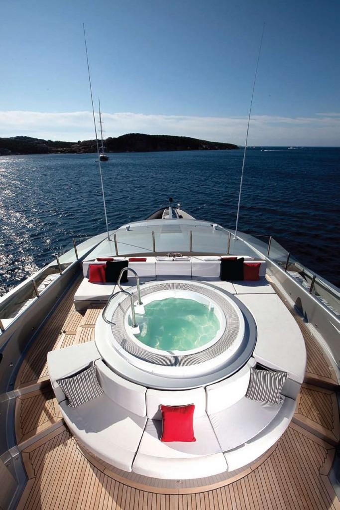 superyacht Slipstream 2