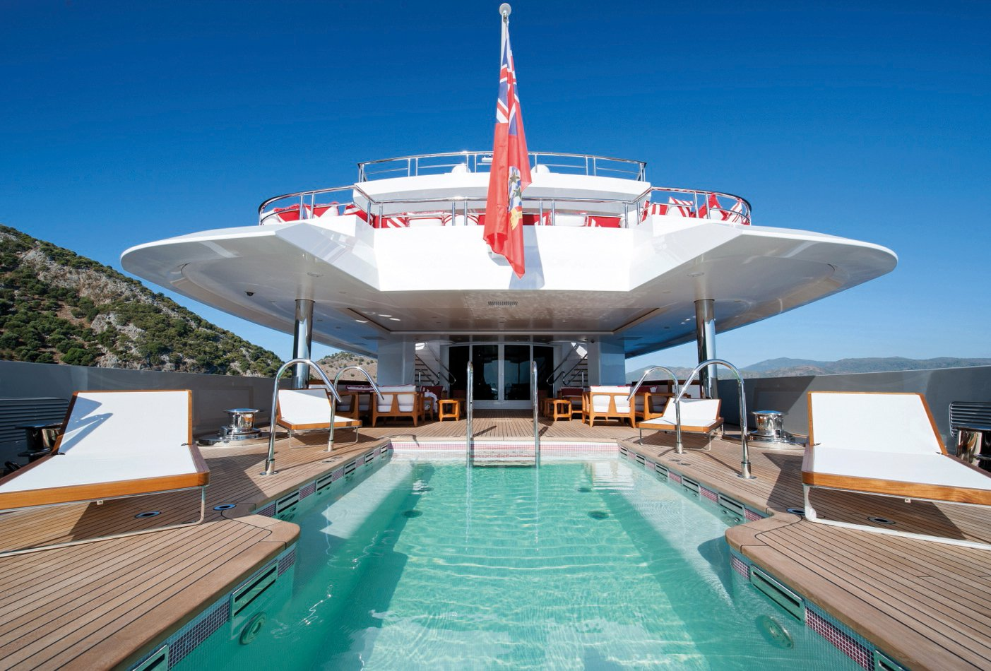 Kendall Jenner Amp Gang Let Loose On 236ft Superyacht Axioma