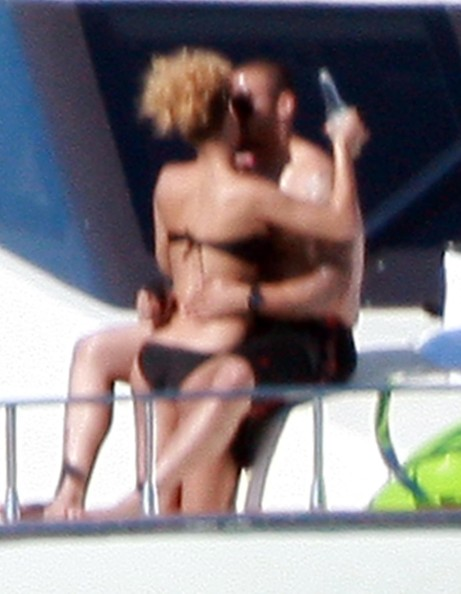 Rihanna Gets Over Chris Brown On Yacht Vacation With Bf