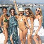 Celebs on Yachts 2015