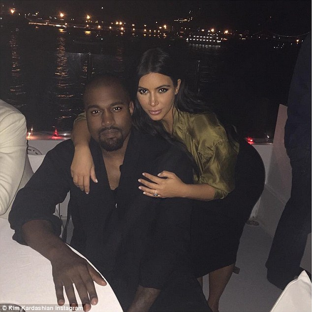 Kimye on Utopia II 2