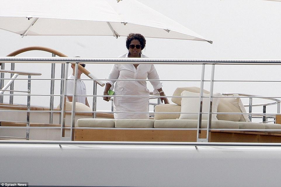 Oprah on Rising Sun August 2015