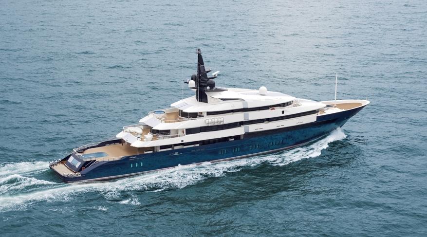 Seven Seas cruising